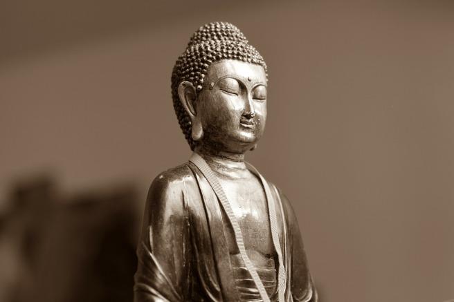 buddha silver
