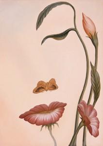 face illusion flower