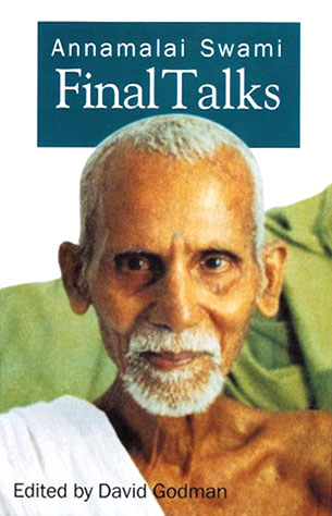annamalai swami final talks