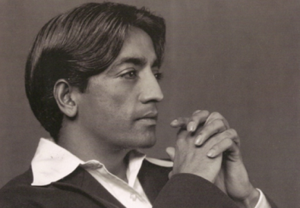 j krishnamurti essays The krishnamurti reader by j krishnamurti a top-drawer this top-drawer collection of krishnamurti's essential teachings begins with a linchpin essay life is what is happening this instant where he talks about the art of living in terms of freedom and relationship.
