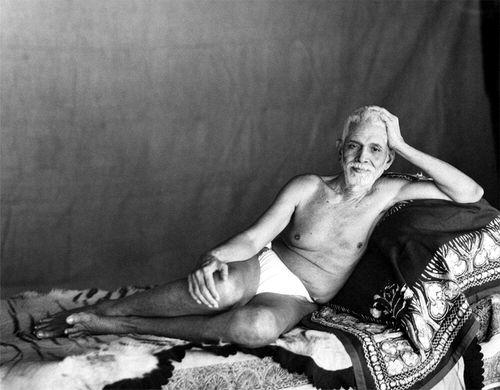 Ramana reclining