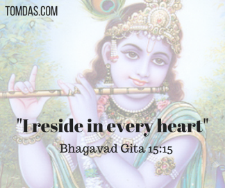 Krishna - I reside in every heart
