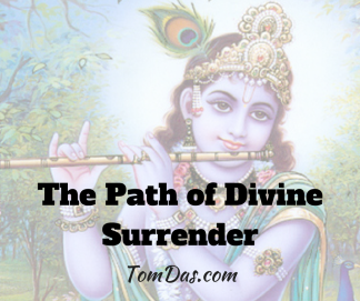 The Path of Divine Surrender
