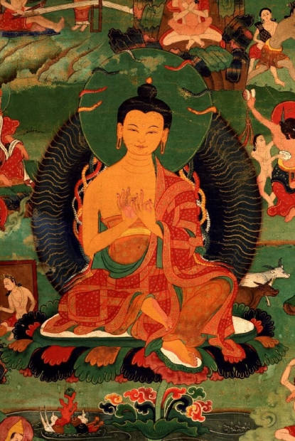 nagarjuna buddhism tibetan