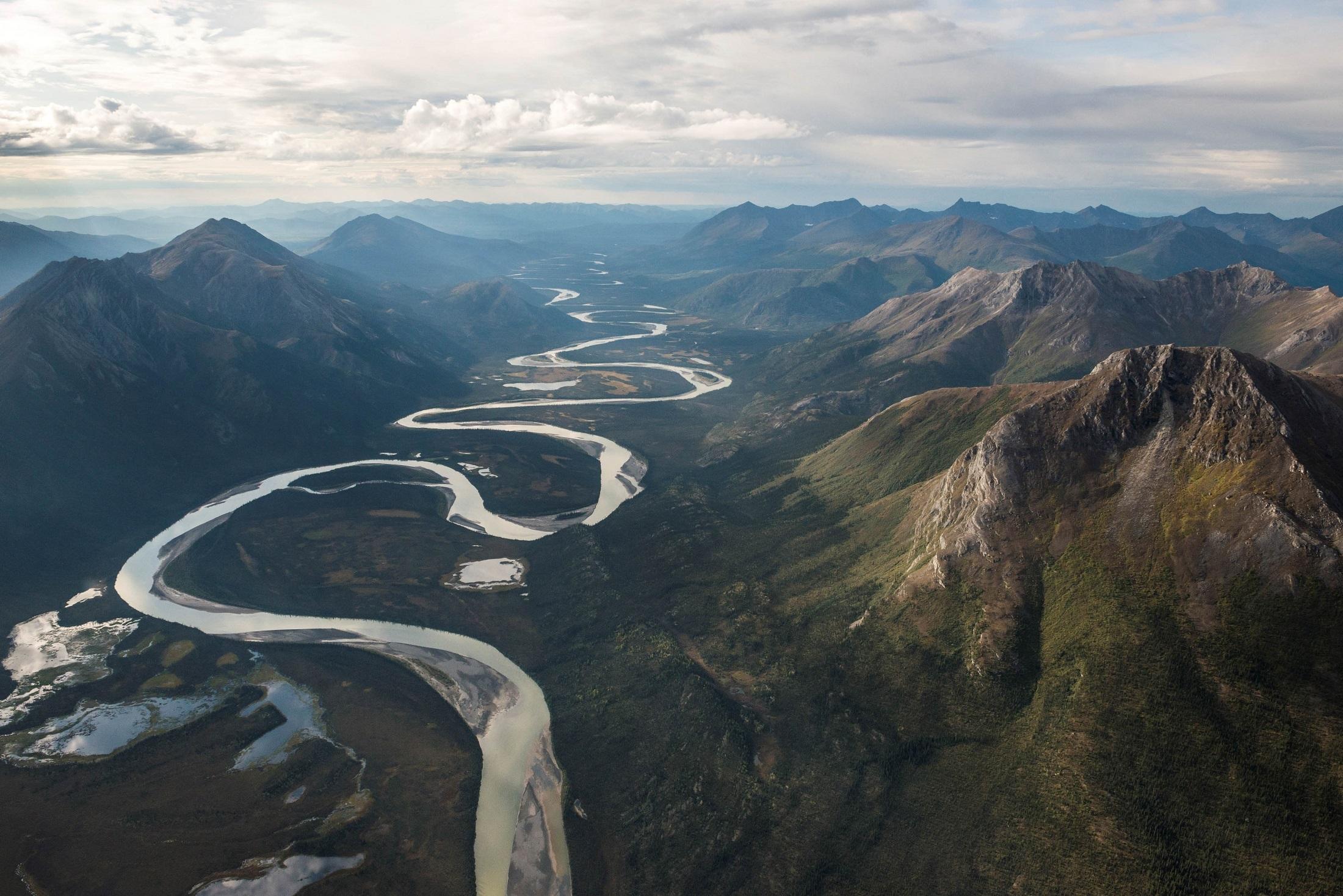 river meander advaita