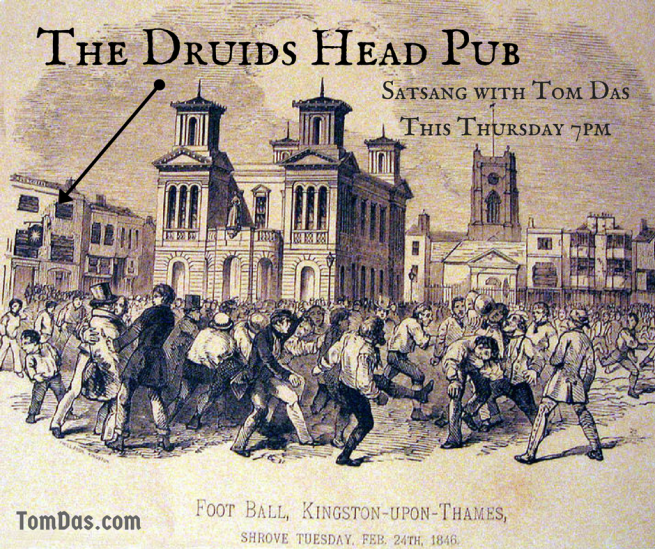 kingston football london druids head