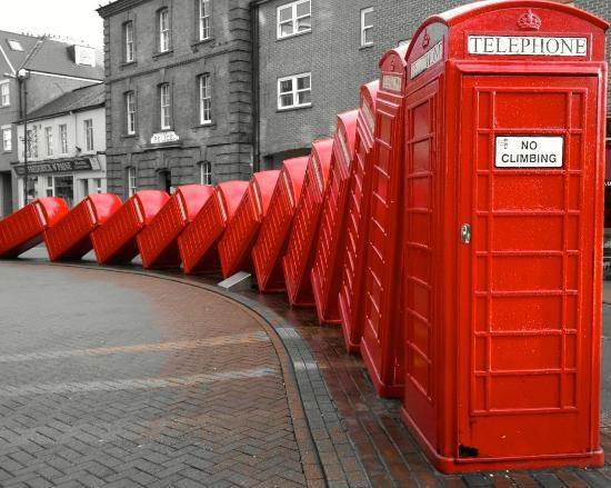 kingston-upon-thames phone boxes