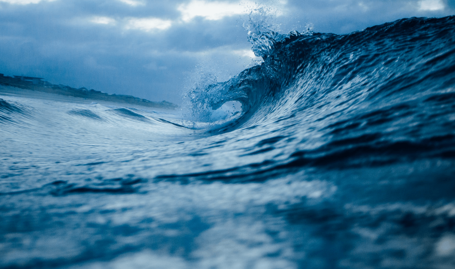 wave ocean consciousness
