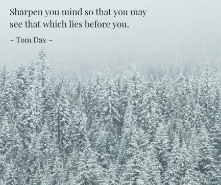 Sharpen you mind