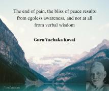 ramana egoless awareness