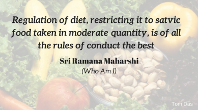 ramana regulation of diet