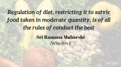 ramana regulation of diet