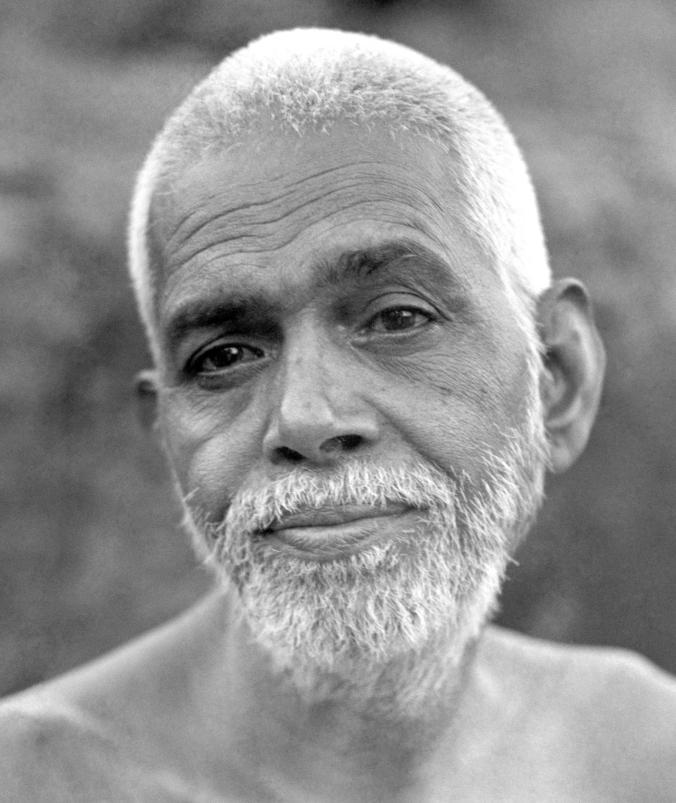 ramana maharshi eyes of grace