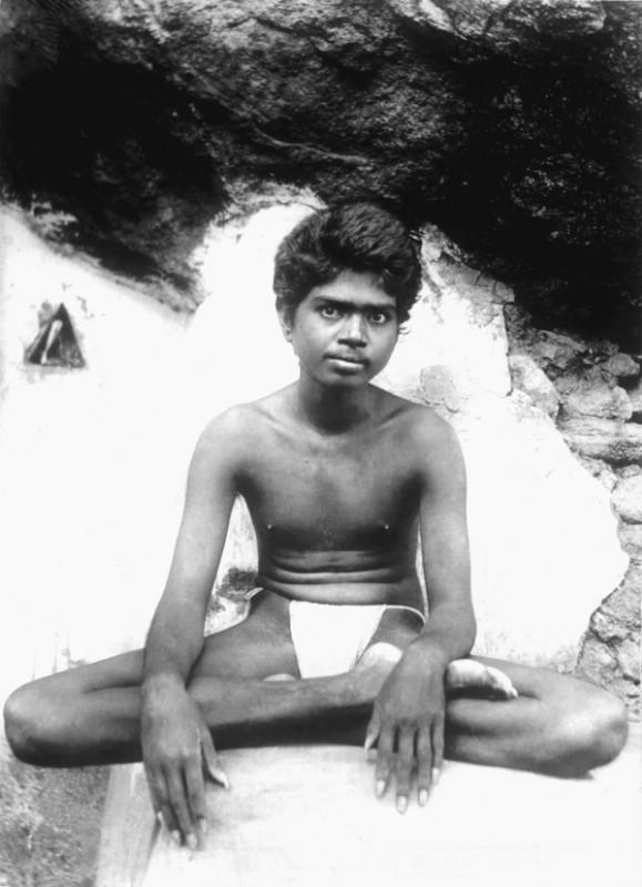 Sri Ramana Maharshi 1902